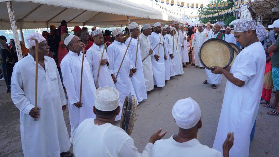 الموسيقى في شرق إفريقيا